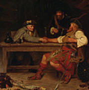For Better Or Worse - Rob Roy Art Print
