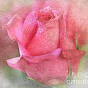 For The Love Of Pink Art Print