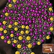 Forbidden Fruit Pop Art Art Print