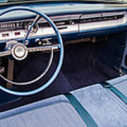 Ford Falcon Futura Interior Art Print