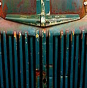 Ford Grille Art Print