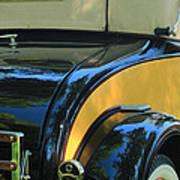 Ford Model A Art Print