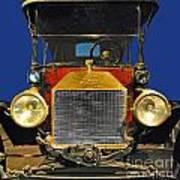 Ford Model T Art Print