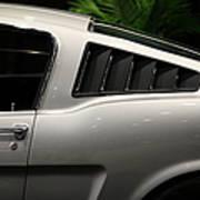 Ford Mustang Fastback 5d26841 Art Print