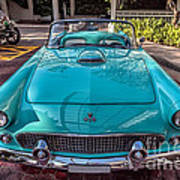 Ford Thunderbird  Art Print
