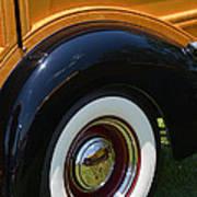 Ford Wagon Art Print