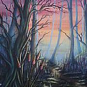 Forest Dreams Art Print