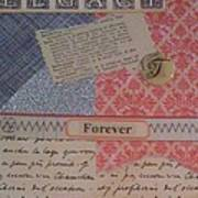 Forever Art Print