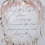 Forgiveness Art Print