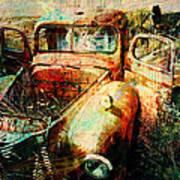 Forgotten Art Print