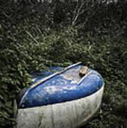 Forgotten Boat Art Print