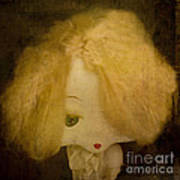 Forgotten Doll Art Print