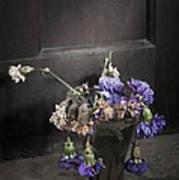 Forgotten Flowers Art Print