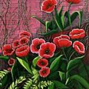 Forgotten Garden Art Print