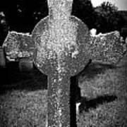 Forgotten Graveyard Art Print