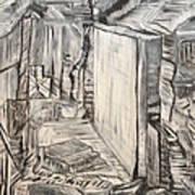 Forgotten Halls Art Print