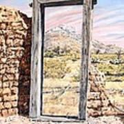 Forgotten Passage Art Print