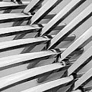 Forks I Art Print