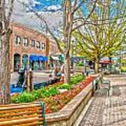 Fort Collins Art Print by Baywest Imaging