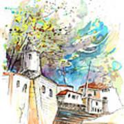 Fort In Valenca Portugal 01 Art Print
