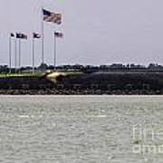 Fort Sumter Art Print