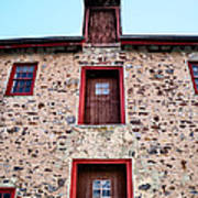 Fort Washington - Mather Mill Art Print