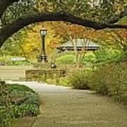 Fort Worth Japanese Gardens-040 Art Print