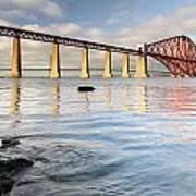 Forth Railway Bridge Art Print