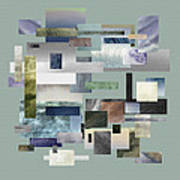 Forty Nine Shades Of Gray IIi Art Print