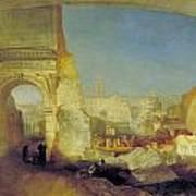 Forum Romanum Art Print