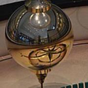 Foucalt's Pendulum Art Print
