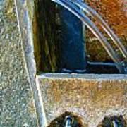 Fountain 2 Art Print
