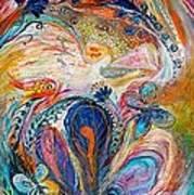 Four Elements Air Art Print