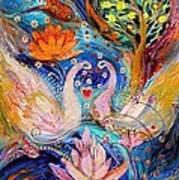 Four Elements Water Art Print