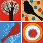 Four From Westport Art Print