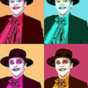 Four Jacks Art Print