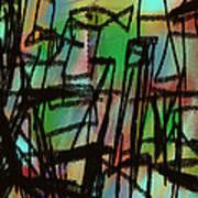 Iguacu Art Print