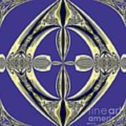 Fractal 008 Art Print