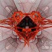 Fractal 080 Art Print