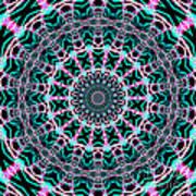 Fractalscope 22 Art Print