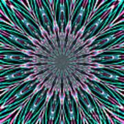 Fractalscope 23 Art Print