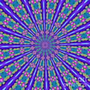Fractalscope 26 Art Print