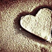 Imprint On My Heart Art Print