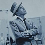 Frank Black And White Art Print