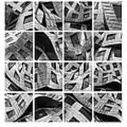 Frank Gehry's Lou Ruvo Center For Brain Health Art Print