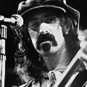 Frank Zappa - Watercolor Art Print
