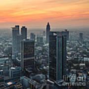 Frankfurt 06 Art Print