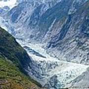 Franz Josef Glacier Art Print