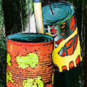 Free Local Calls Art Print by Steve Taylor