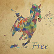 Free Art Print by Soumya Bouchachi